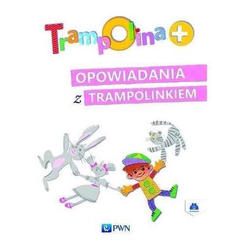 Trampolina+ Opowiadania z Trampolinkiem + 2CD - Urszula Piotrowska (2016)