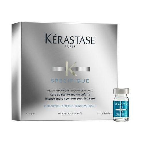 Kerastase Specifique Intense Anti-Discomfort Soothing Care | Kuracja łagodząca podrażnienia skóry głowy 12x6ml, K93-E1924500