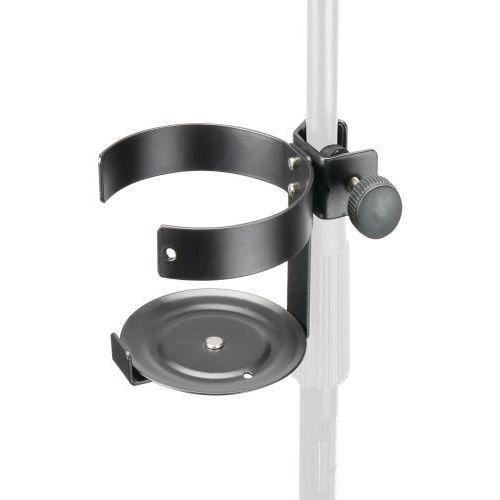 Adam Hall SDH1 uchwyt, adapter do statywu mirofonowego na kubek, puszkę etc.