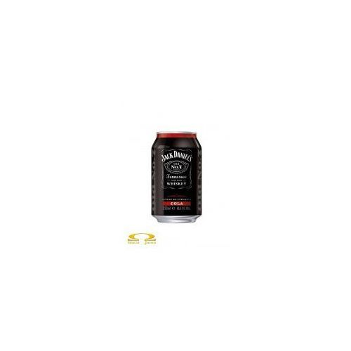Jack Daniel's Cola 0,33l 6%, 2714_2011A. Najniższe ceny, najlepsze promocje w sklepach, opinie.
