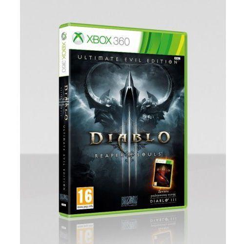 Blizzard Diablo 3 ultimate evil edition xbox 360 - cdp.pl darmowa dostawa kiosk ruchu (5030917149412)