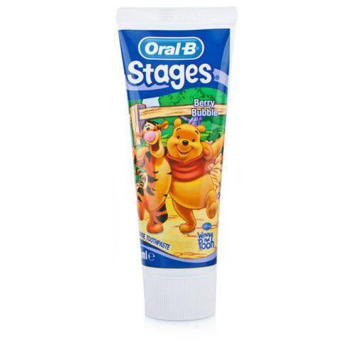 stages pasta do zębów dla dzieci 75ml marki Oral-b