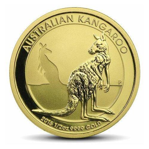 Kangur australijski 1/2 uncji złota - 15dni marki Perth mint