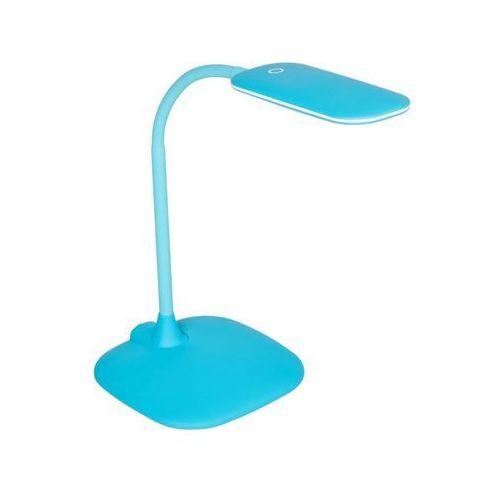 Lampka biurowa MEI ściemnialna niebieska LED INSPIRE (3276000626251)