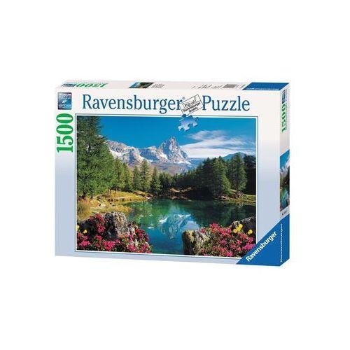 Puzzle 1500 elementów Krajobraz Górski - DARMOWA DOSTAWA OD 199 ZŁ!!! (4005556163410)