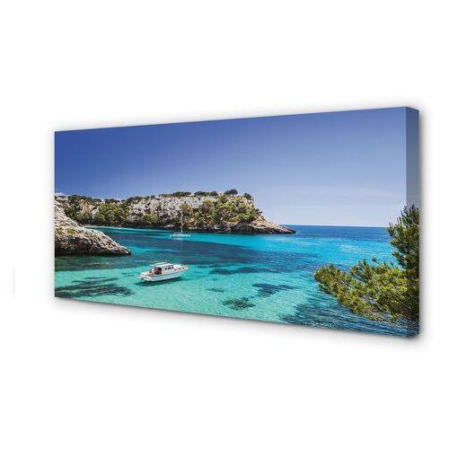 Obrazy na płótnie Hiszpania Klify morze wybrzeże