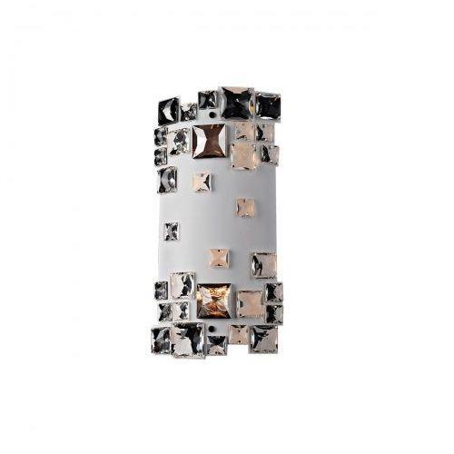 Kinkiet EVAN WHITE MB1101807-2A WH - Italux - Rabat w koszyku, MB1101807-2A WH
