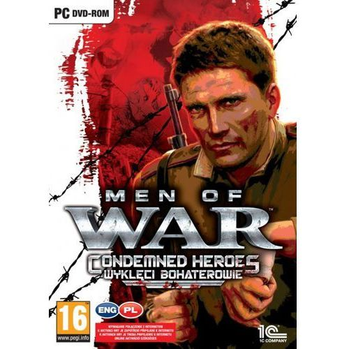 Men of War Condemned Heroes (PC)