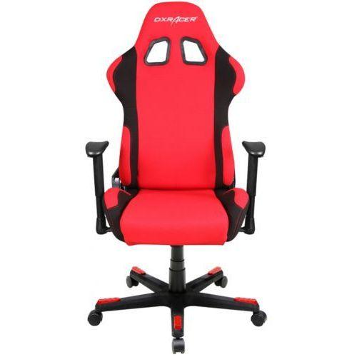 fotel DXRACER OH/FD01/RN tekstylny