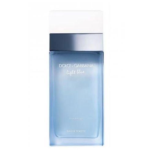 Dolce&Gabbana Light Blue Love In Capri Woman 25ml EdT. Tanie oferty ze sklepów i opinie.