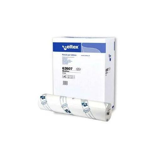Prześcieradło papierowe w roli Celtex 50 x 80m, 100%celuloza, 1 rolka, 651