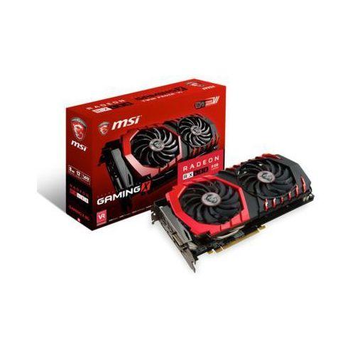 MSI Radeon RX 480 X 8GB DDR5 256BIT 2HDMI/DVI/2DP - DARMOWA DOSTAWA!!! - sprawdź w wybranym sklepie