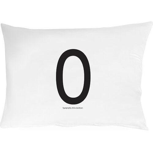 Poszewka na poduszkę Arne Jacobsens Vintage ABC litera O (5710498749248)