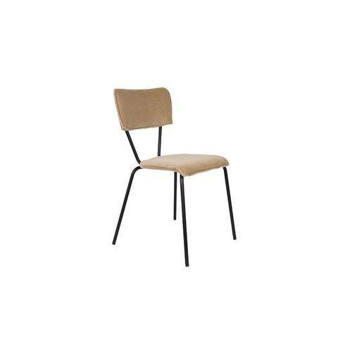 krzesło melonie piaskowe 1100346 marki Dutchbone