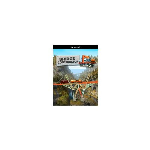 Bridge Constructor Trains Expansion Pack (PC)