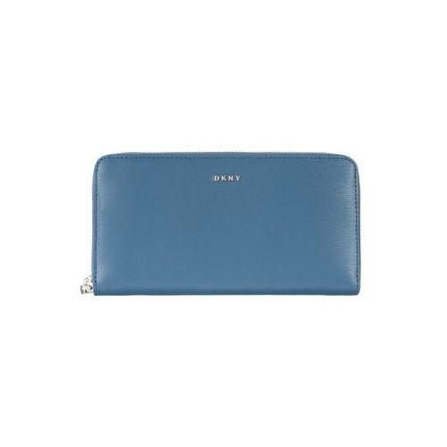 bryant large portfel niebieski uni marki Dkny
