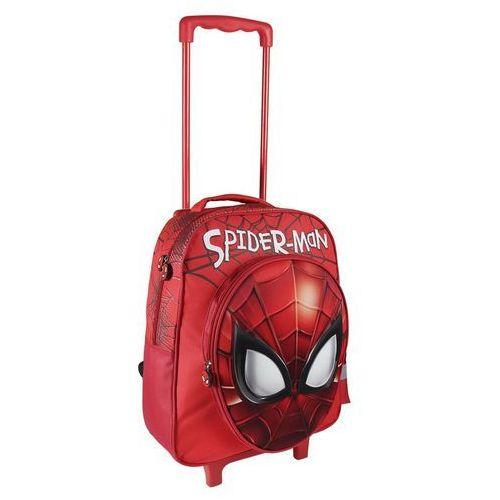 Cerda Plecak na kółkach 3d spiderman 41 cm