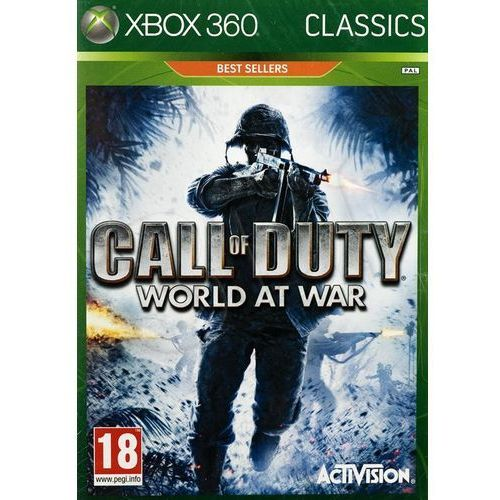 Call Of Duty 5 World at War (Xbox 360)