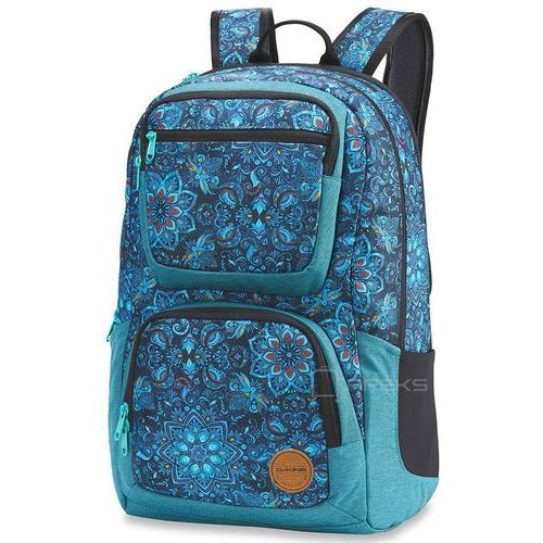 "Dakine Jewel 26L plecak damski na laptopa 15"" / Blue Magnolia - Blue Magnolia, kolor wielokolorowy"
