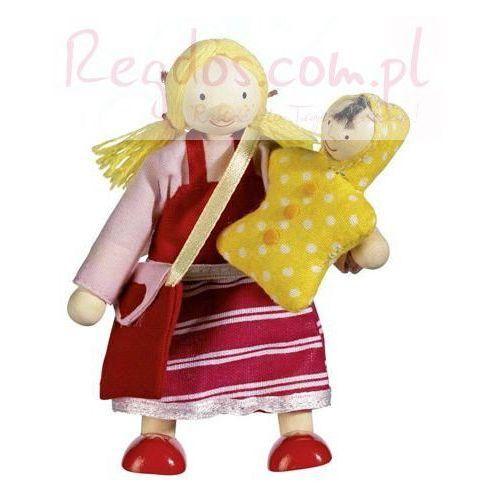 Elastyczna laleczka family collection, córka wyprodukowany przez Goki
