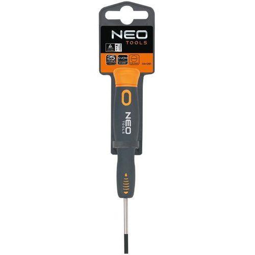 Neo Wkrętak płaski 04-082 precyzyjny 2.0 x 40 mm