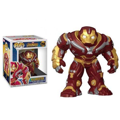 Figurka hulkbuster - pop! vinyl: marvel avengers: wojna bez granic marki Funko