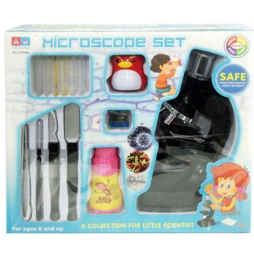 Zabawka SWEDE G888 Mikroskop z kategorii Pozostałe zabawki edukacyjne