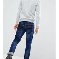 Nudie jeans co grim tim jeans dark deep worn - navy