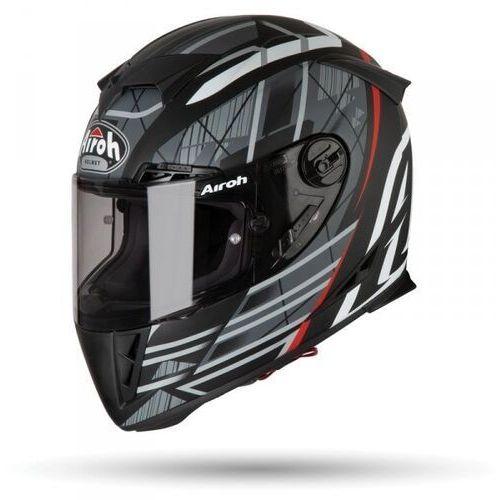 Airoh_sale Airoh kask integralny gp 500 drift black matt