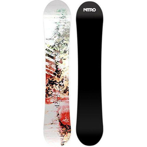 Nitro Nowa deska snowboardowa lectra rental 142 cm