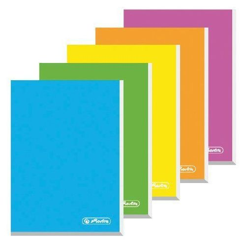 Brulion Herlitz Color Blocking A4/96k. kratka 9571266