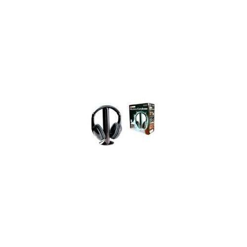 OKAZJA - 5w1! Słuchawki Bezprzewodowe - Wielofunkcyjne. z kategorii Upominki