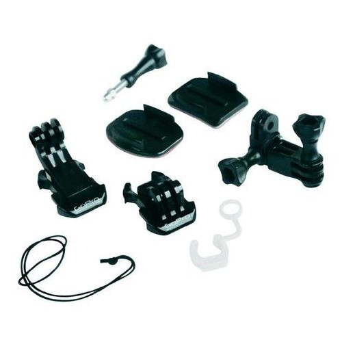 Mocowania GOPRO AGBAG-001 do kamery sportowej + Zamów z DOSTAWĄ JUTRO! (0185323000309)