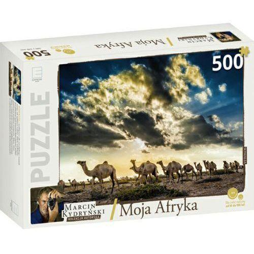 Puzzle. Moja Afryka - Somalia