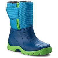 Śniegowce MANITU - 120130 Blau 5