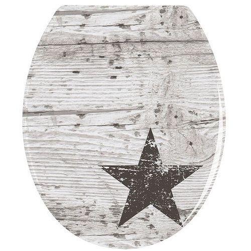 Deska sedesowa star - duroplast, marki Wenko