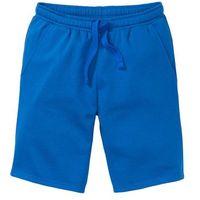Szorty dresowe lazurowy niebieski marki Bonprix