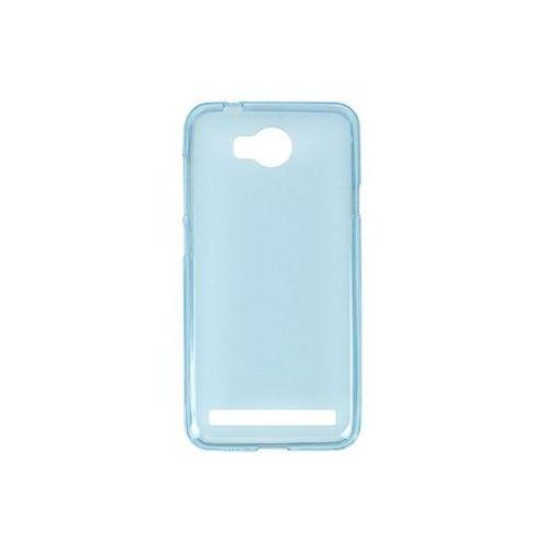 Huawei y3 ii - etui na telefon - niebieski marki Etuo flexmat case
