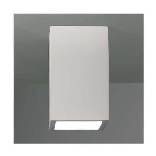 Downlight LAMPA sufitowa OSCA 200 SQUARE 7010 Astro gipsowa OPRAWA kwadratowa biała