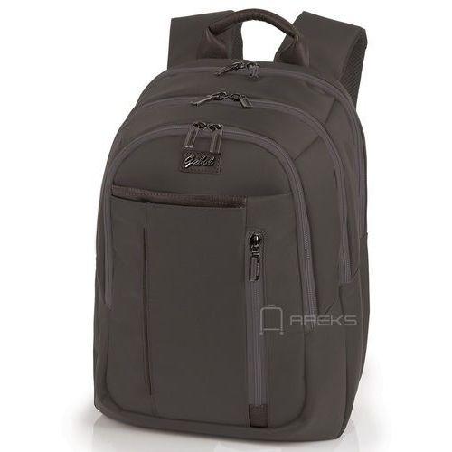 "Gabol Dallas damski plecak na laptopa 14,1'' i tablet 10"" / Gris - Gris, kolor szary"
