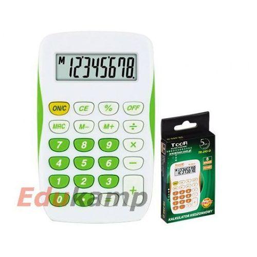 Toor kalkulator kieszonkowy toor tr-295-n 8-poz. (5903364207021)