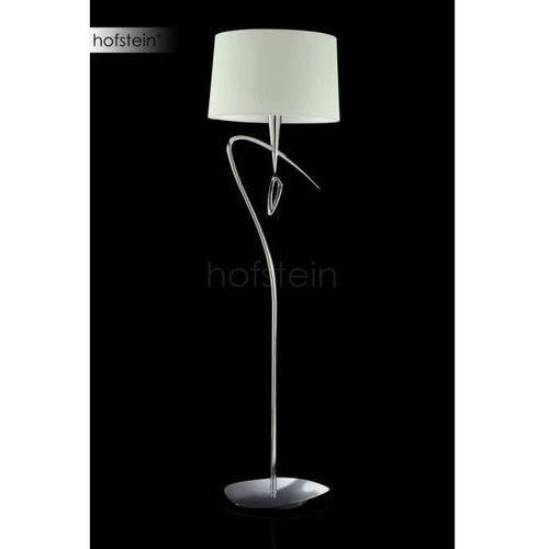 Mantra Mara lampa stojąca Chrom, 4-punktowe - Nowoczesny - Obszar wewnętrzny - Mara - Czas dostawy: od 10-14 dni roboczych
