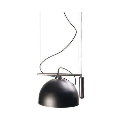 lampa wisząca LINEA czarna, SINUS AD6047-1GL BL