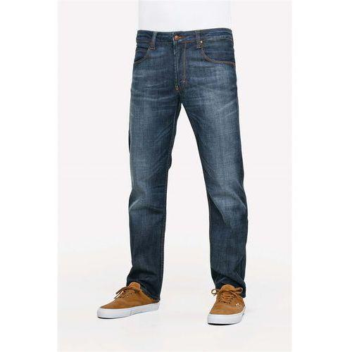 Spodnie - lowfly dark stonewash (dark stonewash) rozmiar: 32/32 marki Reell