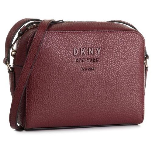 Dkny Torebka - noho camera bag korona r91eha77 bld red/fatigue 8fd