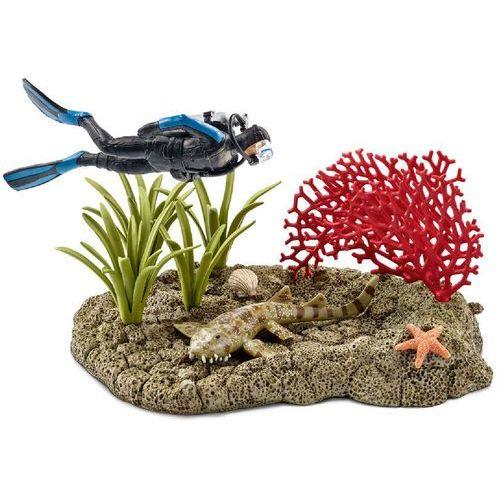 SCHLEICH Nurek w rafie koralowej (4005086423282)