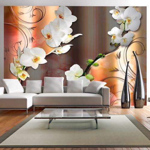 Fototapeta na flizelinie na ścianę HD - Orchidea 350 szer. 245 wys.