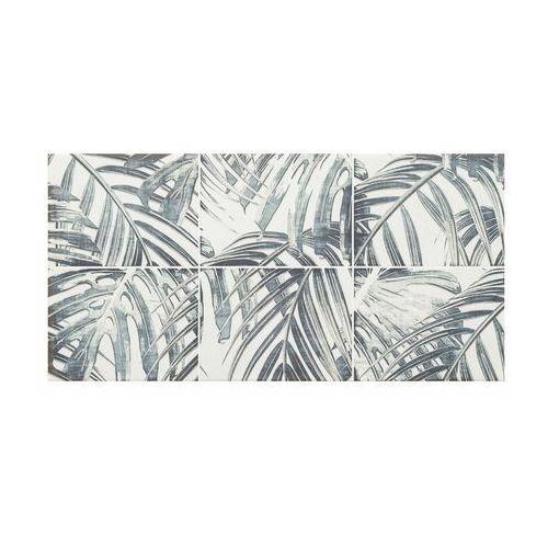 Dekor idylla grey2 30.8 x 60.8 tubadzin management marki Domino