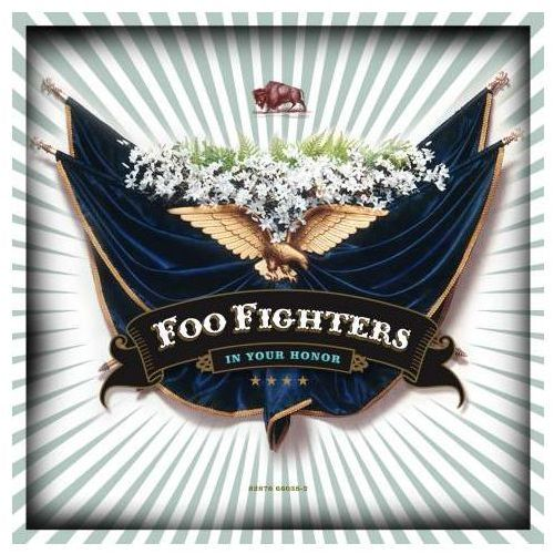 In Your Honor - Foo Fighters (Płyta CD)