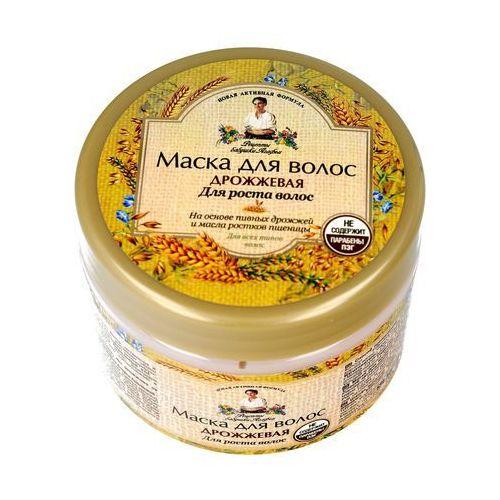 Babcia agafia Babcia agafii maska na porost włosów drożdżowa 300ml (4607040319534)